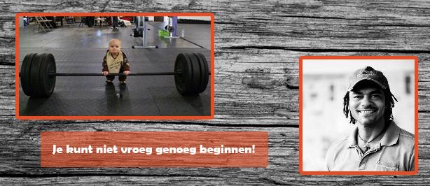 Personal Trainer Kenneth Leeuwin - SmileSport Haarlem