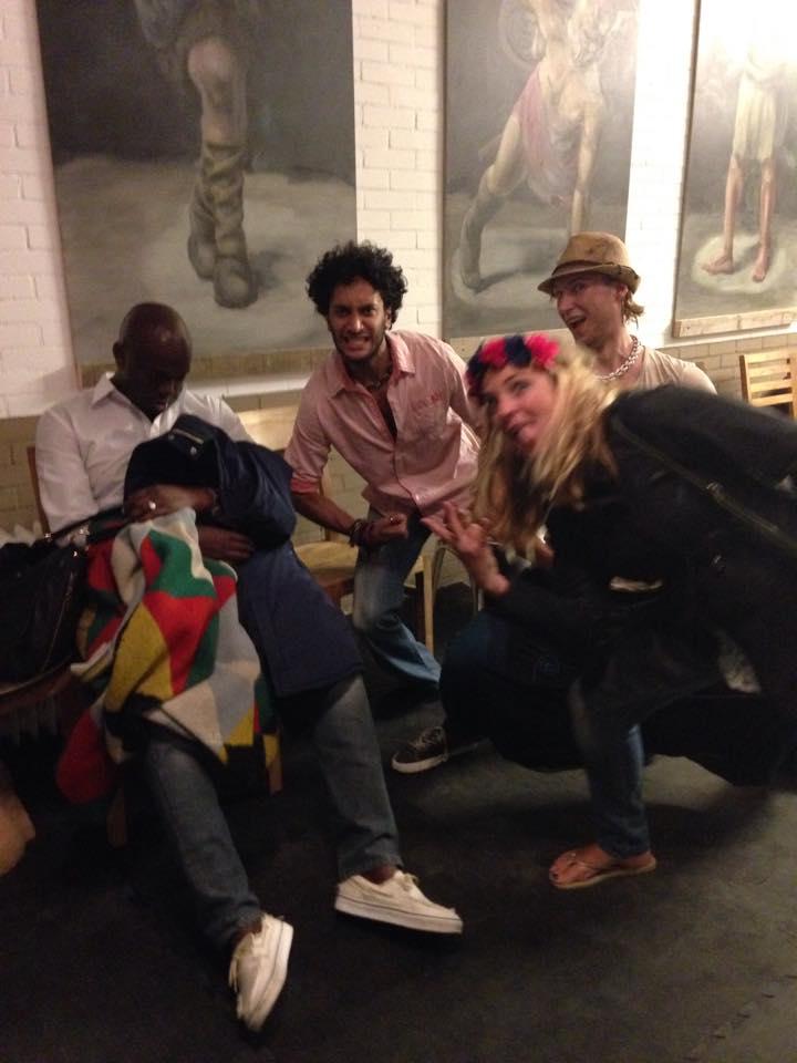 hippie chique feest Smile Sport Haarlem