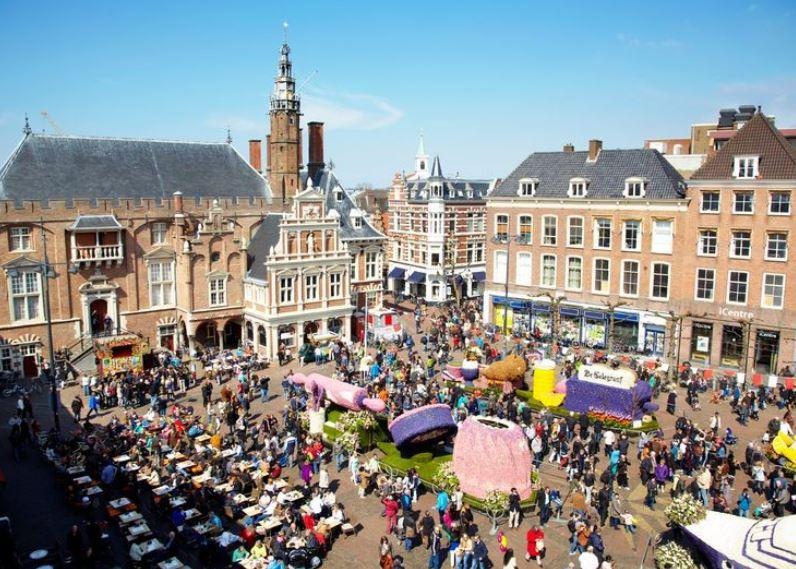 Fitness Haarlem.