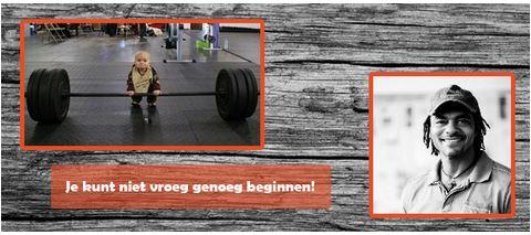 Sportschool Haarlem.