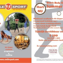 beach body challenge Smile Sport Haarlem