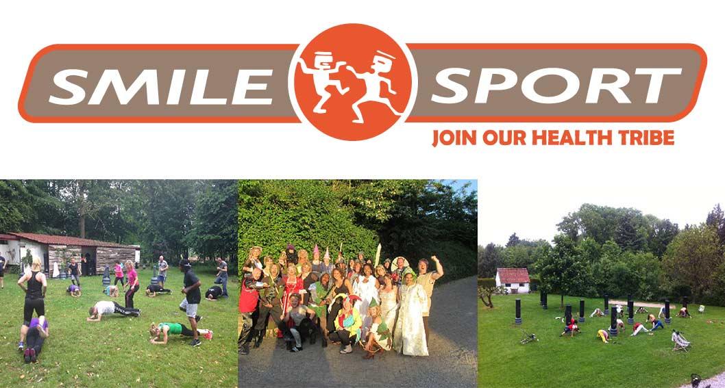 Smile Sport Trainingsweekend 2016 – A mix of spirit & sport