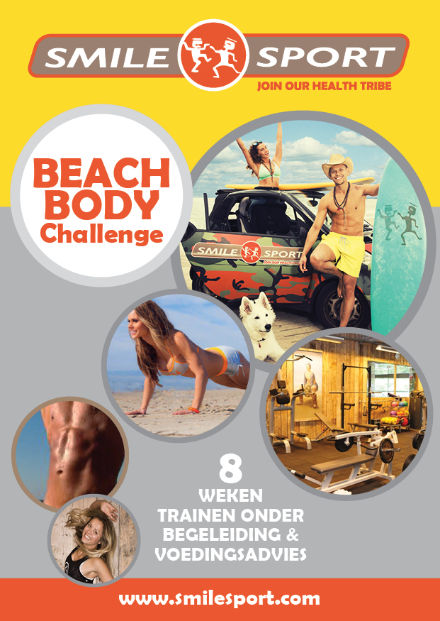 Smile Sport Beach Body Challenge 2018