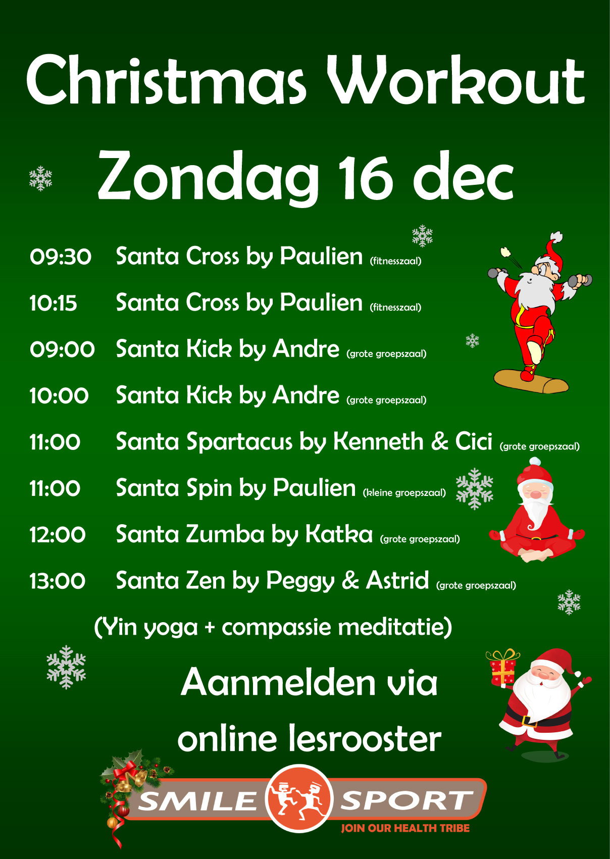 santa-workout-smile-sport-haarlem