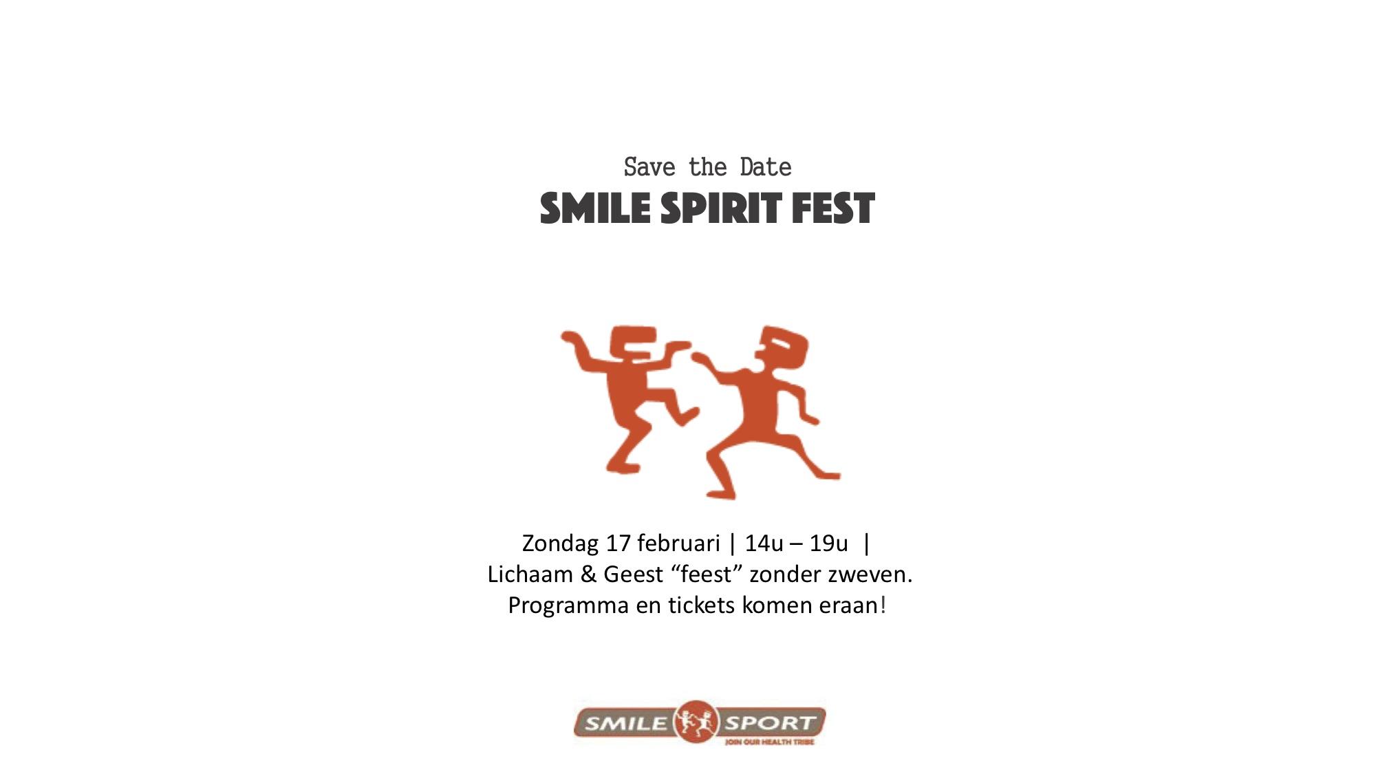 Smile Spirit Fest 2019