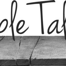 TableTalk bij Smile Sport vanaf 26 januari